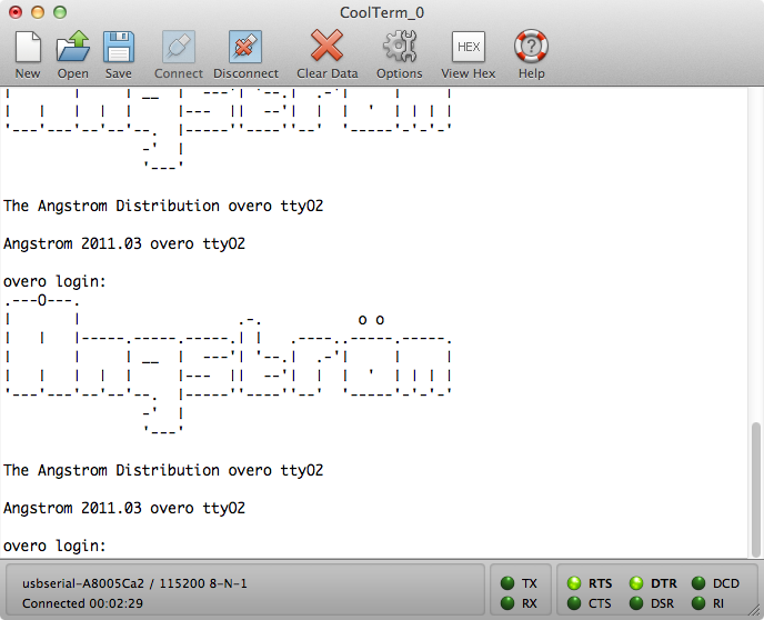41J Blog » Blog Archive Gumstix Serial Console on Mac OS X (Lion