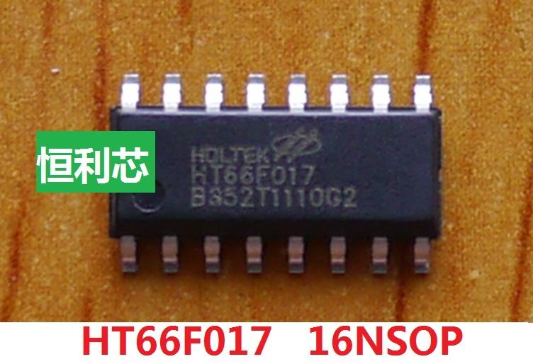 ht66f017