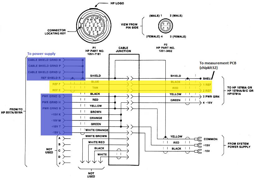 41j 187 archive hp interferometer notes 41j